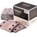 Тормозные накладки Createk артикул WG9100440027