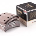 Тормозные накладки Createk артикул WG9100440029