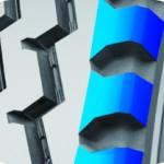 рисунок протектора шины AUFINE AF18