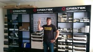 розничный склад-магазин Createk в Хабаровске
