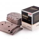 Тормозные накладки Createk артикул DZ9112340062