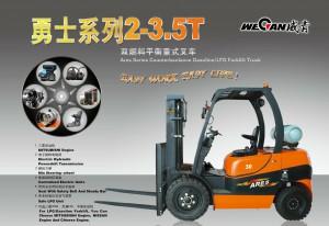WeCan 2-3.5T Mitsubishi